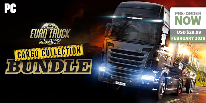 get behind the wheel and explore europe in euro truck. Black Bedroom Furniture Sets. Home Design Ideas