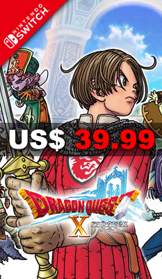 DRAGON QUEST X ALL IN ONE PACKAGE - Square Enix