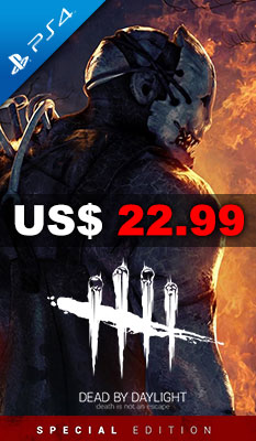 DEAD BY DAYLIGHT [SPECIAL EDITION] 505 Games