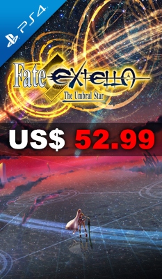 FATE/EXTELLA: THE UMBRAL STAR [NOBLE PHANTASM EDITION] Xseed Games