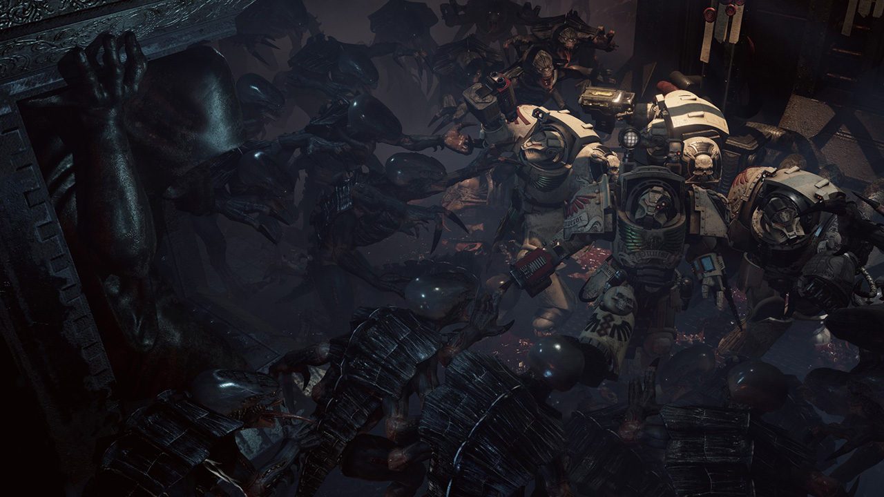 Honor the Emperor with Space Hulk Deathwing Enhanced Edition