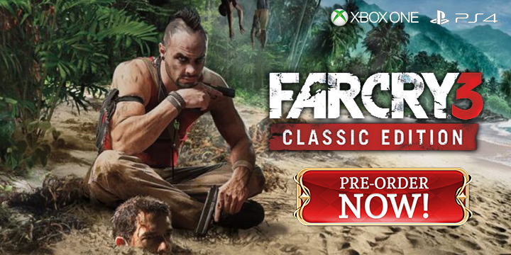 Flashback To Rook Islands In Far Cry 3 Classic Edition