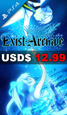 EXIST ARCHIVE: THE OTHER SIDE OF THE SKY Aksys Games