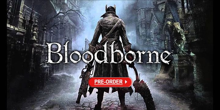 bloodborne, playstation hits, gameplay, features, trailer, asia, sony computer entertainment