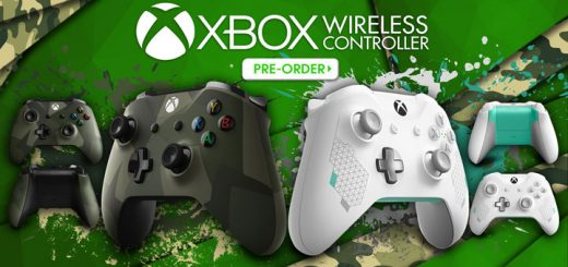 Xbox Wireless Controller,Xbox Wireless Controller Sport White Special Edition,Xbox Wireless Controller Armed Forces II Special Edition Camouflage, Xbox, Xbox One, Xbox One S, Xbox One X, release date, price, features, Asia