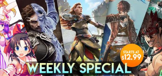 WEEKLY SPECIAL: Middle-earth: Shadow of War, WWE 2K18, Guilty Gear Xrd: Rev 2, & More!