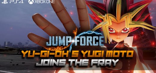 Jump Force, PlayStation 4, Xbox One, release date, gameplay, price, features, US, North America, Europe, Yu-Gi-Oh, new character, update