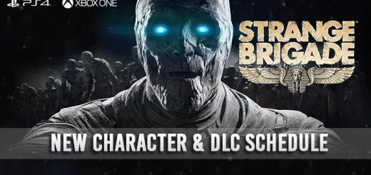 "Strange Brigade, Strange Brigade DLC Schedule, New character, DLC character, Patrick ""Bash"" Conaghan, update, new maps, PlayStation 4, Xbox One, US, North America, Europe, gameplay, features, price"