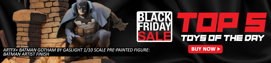 ARTFX+ BATMAN GOTHAM BY GASLIGHT 1/10 SCALE PRE-PAINTED FIGURE: BATMAN ARTIST FINISH, black friday sale