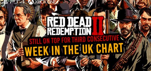 Red Dead Redemption, Red Dead Redemption 2, PS4, XONE, US, Europe, Japan, Australia, Asia, gameplay, features, Rockstar Games, Red Dead Redemption II, updates, sales, UK charts