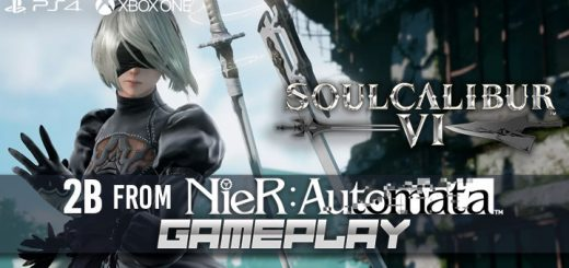 SoulCalibur, SoulCalibur VI, PS4, XONE, PlayStation 4, Xbox One, US, Europe, Japan, Asia, gameplay, features, release date, update, trailer, screenshots, 2B, DLC, NieR: Automata