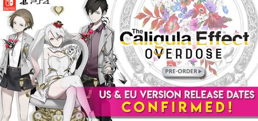 The Caligula Effect: Overdose, Caligula: Overdose, Caligula Overdose, PlayStation 4, US, North America, Europe, PAL, release date, gameplay, features, price, game, update, pre-order