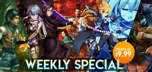 WEEKLY SPECIAL: Fire Pro Wrestling World, Mega Man Legacy Collection , Penguin Wars, & More!
