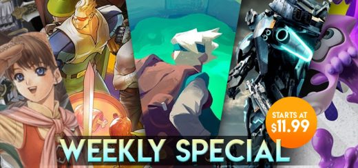 WEEKLY SPECIAL: Xenoblade Chronicles X, Ys Origin, amiibo, & More!