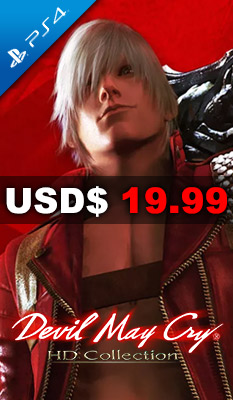 DEVIL MAY CRY HD COLLECTION Capcom