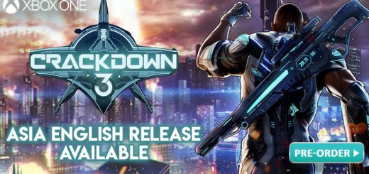 Crackdown 3, Microsoft, Xbox One, XONE, Asia, gameplay, features, release date, price, trailer, screenshots
