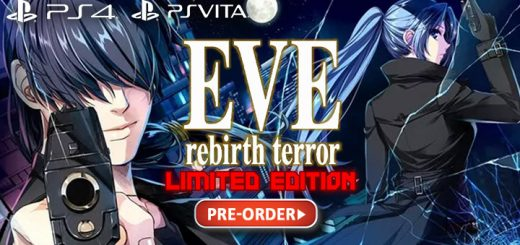 Eve: Rebirth Terror Limited Edition,Eve: Rebirth Terror, PlayStation 4, PlayStation Vita, Japan, PS4, PS Vita, El Dia, price, game, gameplay, features, release date