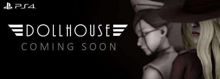 Dollhouse, PlayStation 4, PS4, North America, US, release date, price, gameplay, features, trailer, Soedesco, game, 2019