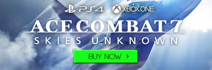 Ace Combat 7: Skies Unknown, Bandai Namco, PlayStation 4, PlayStation VR, Xbox One, PS4, PSVR, XONE, US, Europe, Australia, Japan, Asia, gameplay, features, release date, price, trailer, screenshots, update, Su-35S