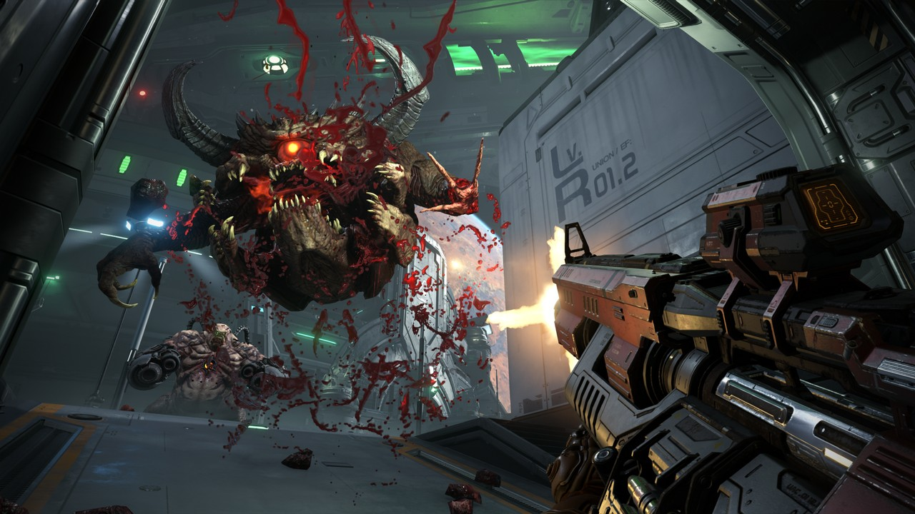 Bethesda, PlayStation 4, PS4, Xbox One, XONE, PC, Steam, US, North America, Europe, PAL, release date, features, gameplay, price, Switch, Nintendo Switch, video game, Japan, Asia, news, update, campaign DLC, DLC sneak peek, DLC, id Software, DOOM Eternal