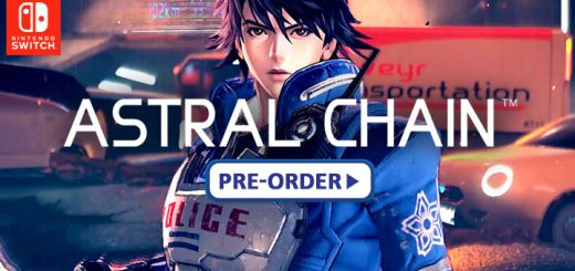 Astral Chain, Nintendo, Nintendo Switch, US, North America, Europe, Japan, release date, price, gameplay, features, pre-order