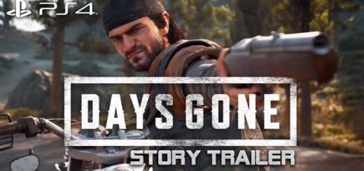 Days Gone, PS4, PlayStation 4, US, Europe, Asia, Japan, update, story trailer
