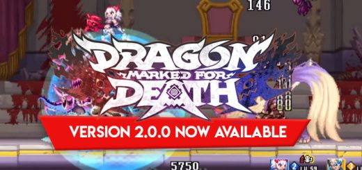 Dragon Marked for Death, Nintendo Switch, Switch, Japan, US, update, version 2.0.0