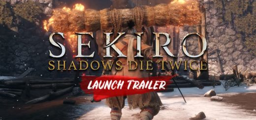 Sekiro: Shadows Die Twice, PlayStation 4, Xbox One, North America, US, Europe, Asia, Multi-Language, From Software, Activision, price, gameplay, features, game, new trailer, news, update, Launch trailer