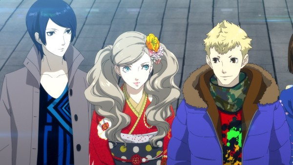 Persona 5: The Royal Heads West in 2020 & October 31st in Japan