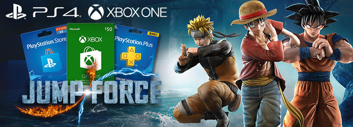 Jump Force, PlayStation 4, Xbox One, gameplay, price, features, US, North America, Europe, update, news,  DLC, All Might, My Hero Academia, release date