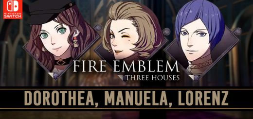 Fire Emblem: Three Houses, Nintendo, US, North America, Europe, PAL, game, release date, pre-order, gameplay, features, price, Nintendo Switch, Switch, news, update, character introductions, characters