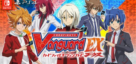 Cardfight!! Vanguard EX, Cardfight!! Vanguard, PS4, Switch, PlayStation 4, Nintendo Switch, FuRyu, Japan, カードファイト!! ヴァンガード エクス(EX), カードファイト!! ヴァンガード エクス(