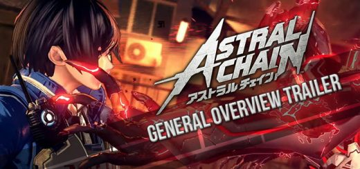 Astral Chain, Nintendo, A Limited Edition, Japan, Nintendo Switch, Switch, US, Europe, Australia, PlatinumGames, update, general overview trailer