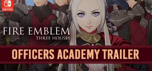 Fire Emblem: Three Houses, Nintendo, US, North America, Europe, PAL, game, release date, pre-order, gameplay, features, price, Nintendo Switch, Switch, news, update, new trailer, Officers Academy Trailer