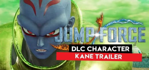 Jump Force, PlayStation 4, Xbox One, gameplay, price, features, US, North America, Europe, update, news,  DLC, Characters Pass, new trailer, DLC Character, Kane, Kane Trailer, free DLC