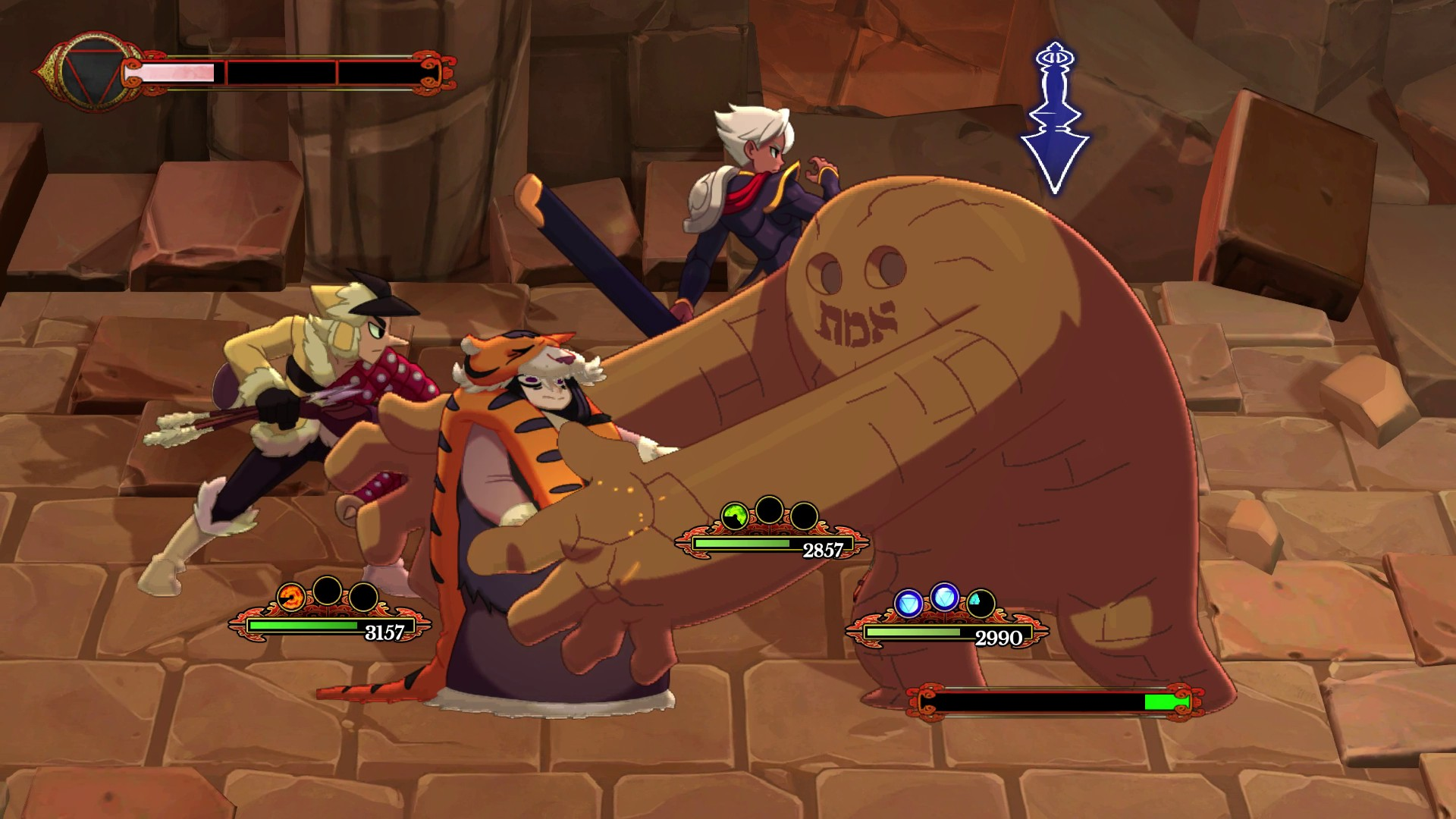 Indivisible, Multi-language, English, PlayStation 4, Nintendo Switch, PS4, Switch, Asia, Pre-order, H2 Interactive