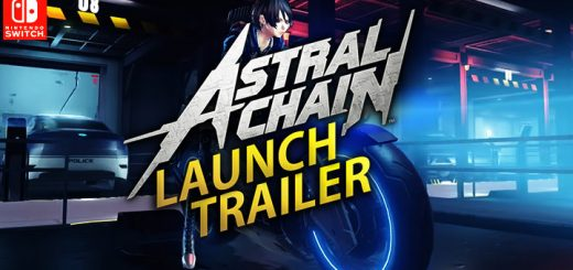 Astral Chain, Nintendo, A Limited Edition, Japan, Nintendo Switch, Switch, US, Europe, Australia, PlatinumGames, update, launch trailer