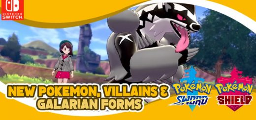 Pokemon, Pokemon Sword and Shield, news, update, New Pokemon, New Villains, Galarian Forms, new trailer, release date, gameplay, features, price, Nintendo Switch, Switch, Pokemon Sword, Pokemon Shield, Nintendo, pre-order