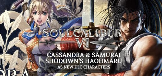 SoulCalibur, SoulCalibur VI, PS4, XONE, PlayStation 4, Xbox One, Us, Europe, Australia, Japan, Asia, update, DLC, Cassandra, Season Pass, Haohmaru, Samurai Shodown