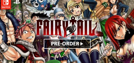 Fairy Tail, PS4, Switch, PlayStation 4, Nintendo Switch, release date, features, price, pre-order, tokyo game show 2019, tgs 2019, US, North America