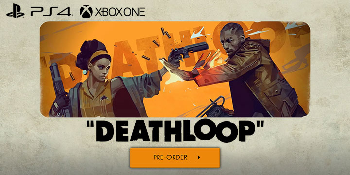 Deathloop Is An Upcoming 1st Person Shooting Game