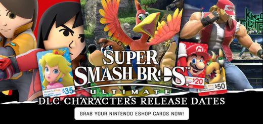 Super Smash Bros. Ultimate, Nintendo, Nintendo Switch, gameplay, features, release date, price, trailer, update, post-launch characters, DLC, DLC characters, Banjo, Kazooie, Terry Bogard, new trailer