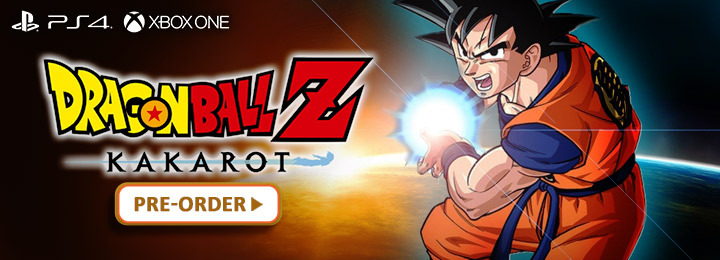 Dragon ball z: kakarot, dragon ball video game,, xone, xbox one, ps4, playstation 4, us, north america, eu, europe, release date, gameplay, features, price, pre-order, bandai namco, cyberconnect2