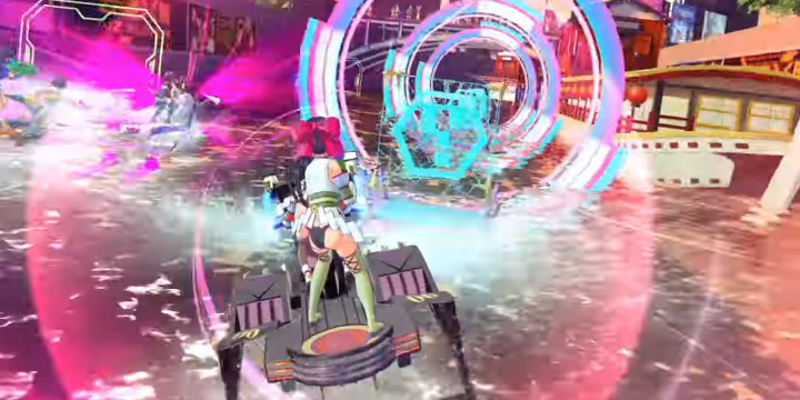 Marvelous, PS4, PlayStation 4, Japan, release date, gameplay, features, price, trailer, screenshots, pre-order, Limited Edition, 神田川JET GIRLS DXジェットパック
