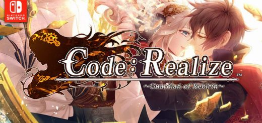 Code:Realize Guardian of Rebirth, Code: Realize, Aksys Games, Nintendo Switch, Switch, Pre-order, Western Release, localization, Collector's Edition