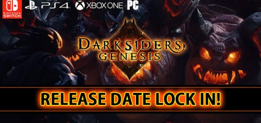 Darksiders, Darksiders: Genesis, PlayStation 4, Xbox One, Nintendo Switch, Windows PC, US, Europe, THQ Nordic, Pre-order, Collector's Edition, Nephilim Edition, release date, update