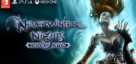 Neverwinter Nights, Enhanced Edition, Neverwinter Nights: Enhanced Edition, PS4, XONE, Switch, PlayStation 4, Xbox One, Nintendo Switch, Pre-order, Skybound Games