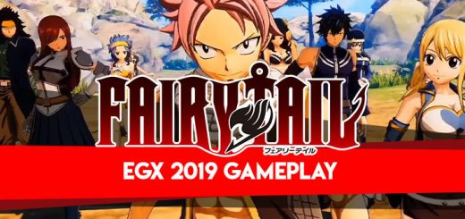 Fairy Tail, PS4, Switch, PlayStation 4, Nintendo Switch, release date, features, price, pre-order, US, North America, news, update, gameplay, EGX 2019 gameplay