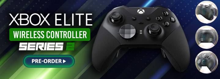 xbox elite wireless controller series 2,xone, xbox one, europe, asia, japan, release date, gameplay, features, price,pre-order,microsoft, wireless game controller
