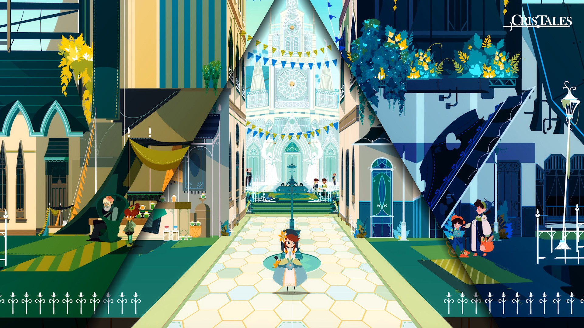 cris tales, dreams uncorporated, syck, modus games us, north america,europe, release date, gameplay, features, price,pre-order now, ps4, playstation 4, xone, xbox one, switch, nintendo switch